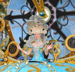 Зимний карнавал на Тенерифе знаменит на весь мир
