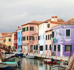 Приезжайте в Венецию в начале осени - в это время здесь очень хорошо!